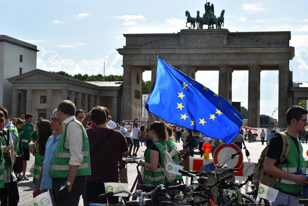 International Berlin Seminar 2018: #FederalistsOnBike 1