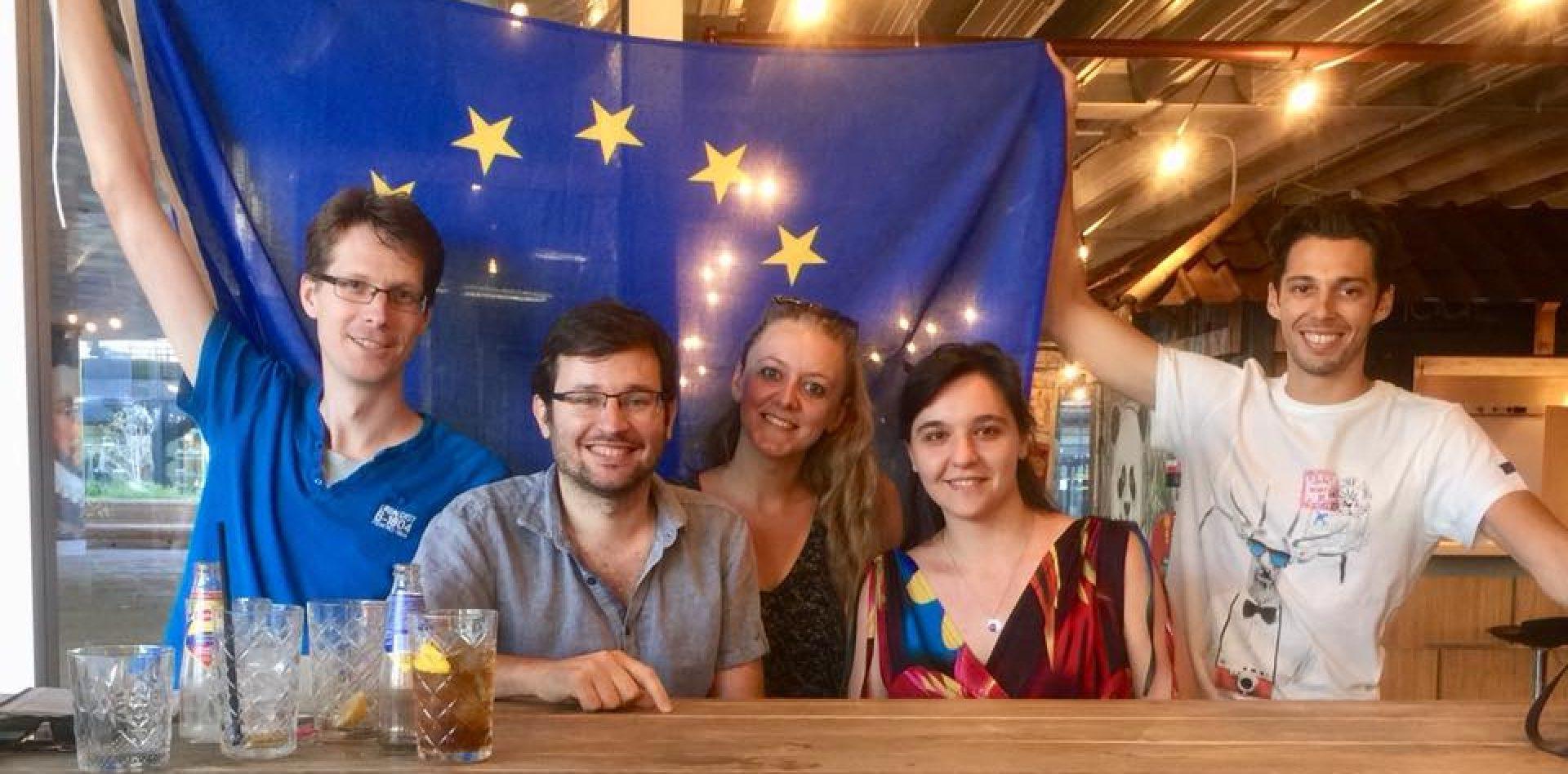 Jonge Europese Federalisten Nederland