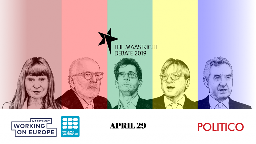European Elections: The Maastricht Debate 1