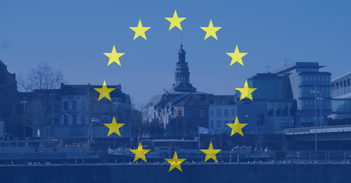 Your smart guide to the European Parliament elections 2019 in Maastricht! 2
