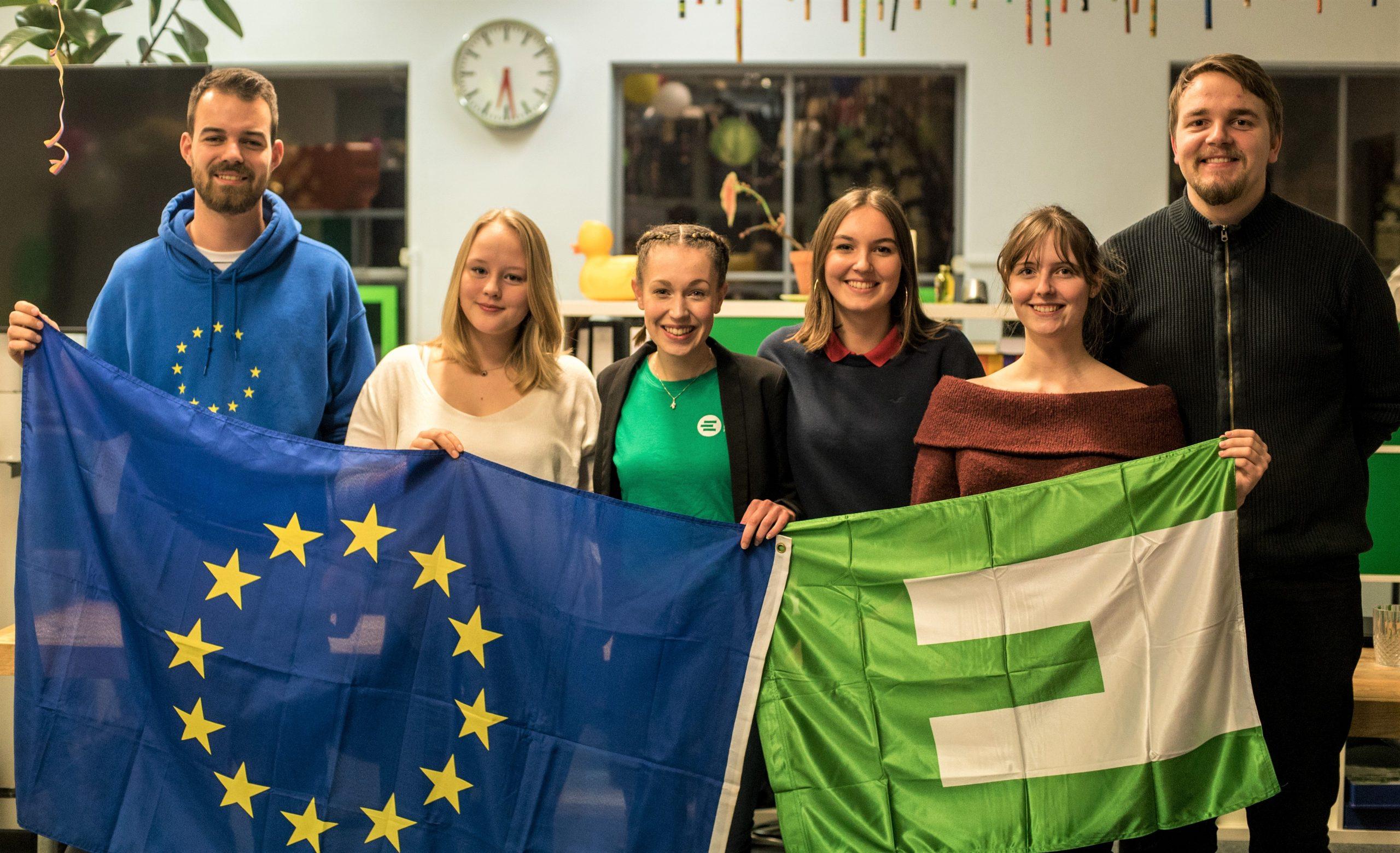 Een stapje dichterbij het verenigd Europa 1